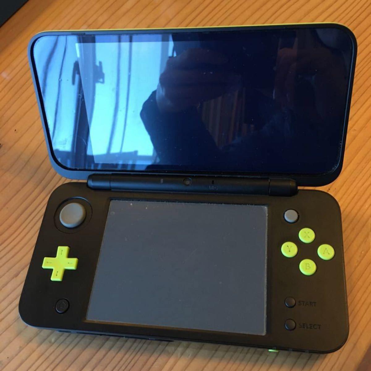 Nintendo ニンテンドー2DS 任天堂 ACアダプタ、収納ケースのおまけ付き!※お値下げ不可m(_ _)m