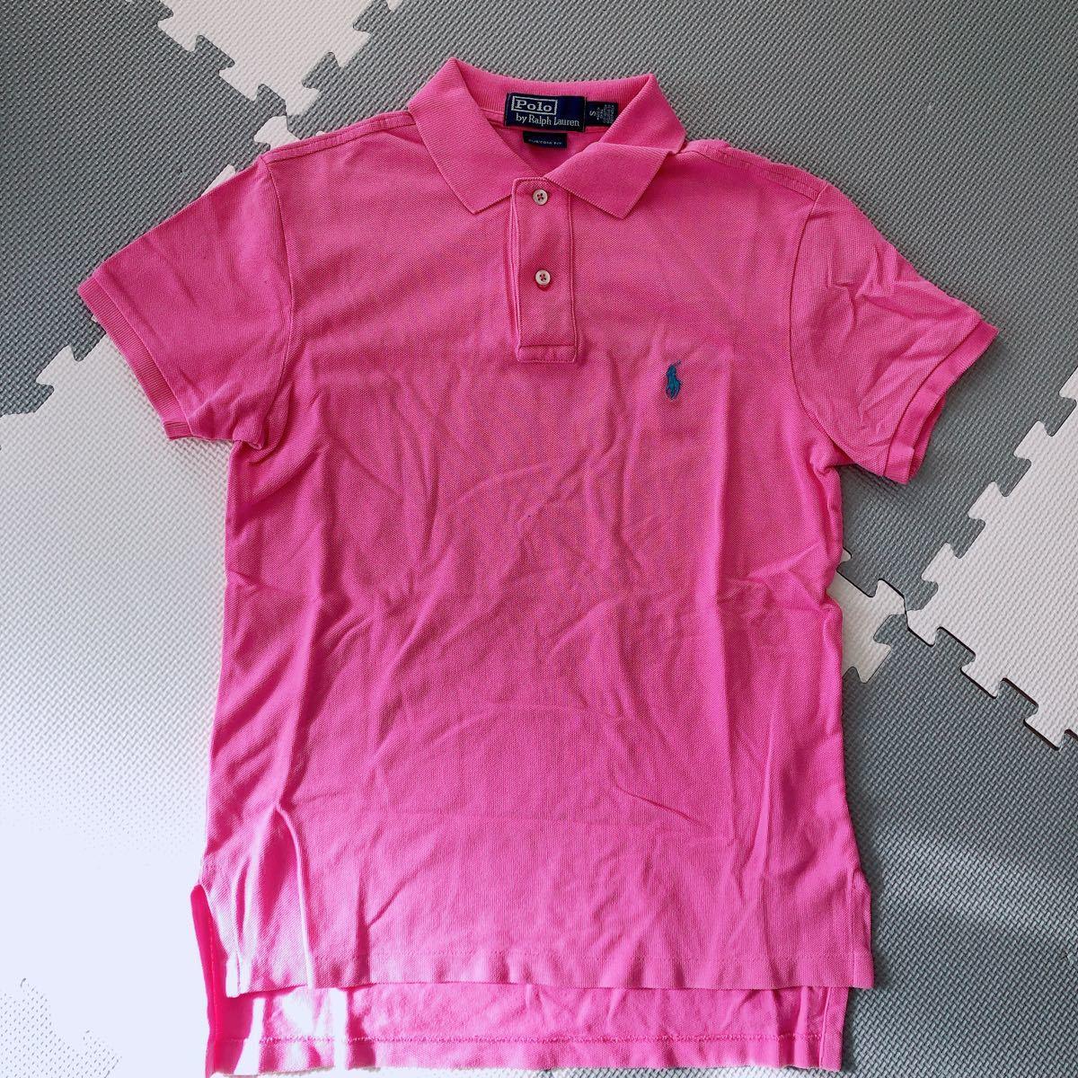 メンズ ポロラルフローレン 半袖ポロシャツ