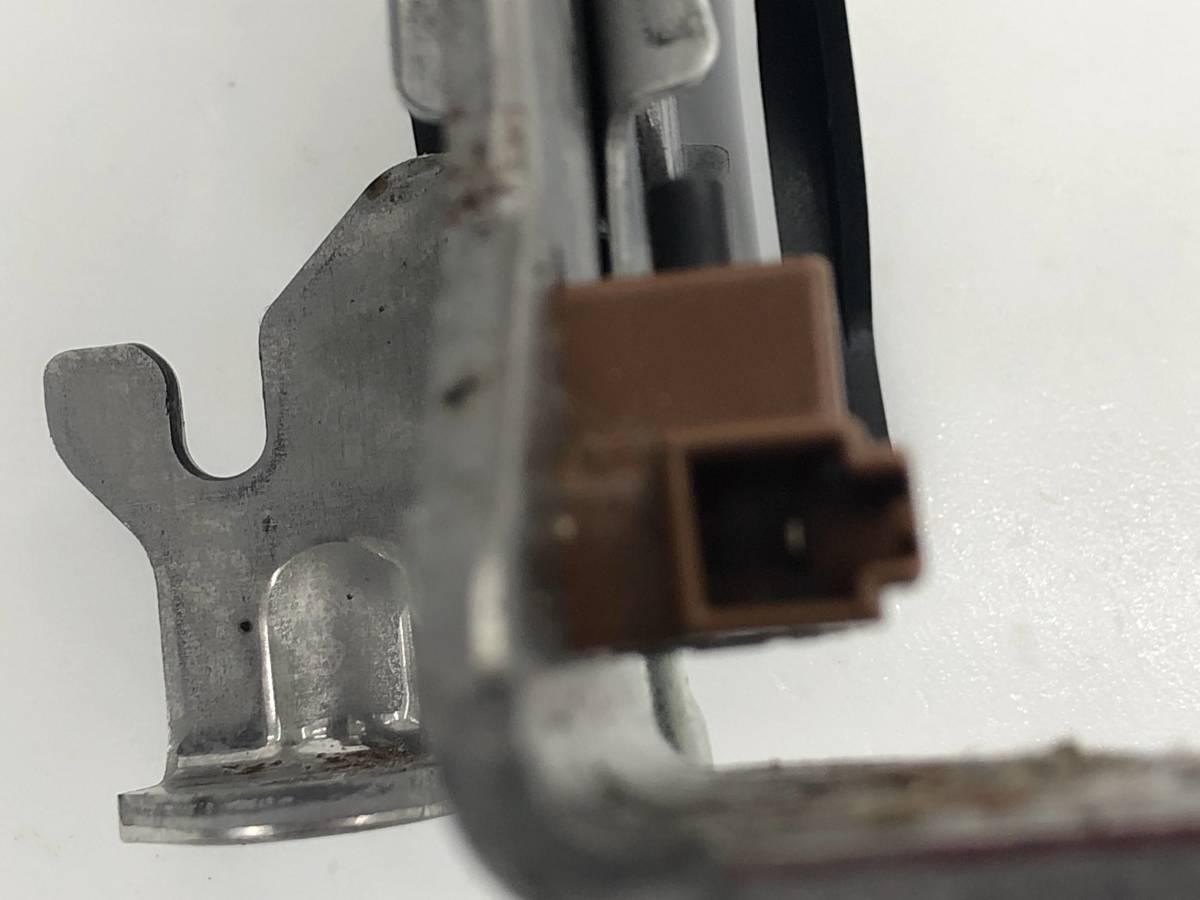 _b49753 トヨタ アクア S DAA-NHP10 サイドブレーキレバー ハンド パーキング FC28_画像6