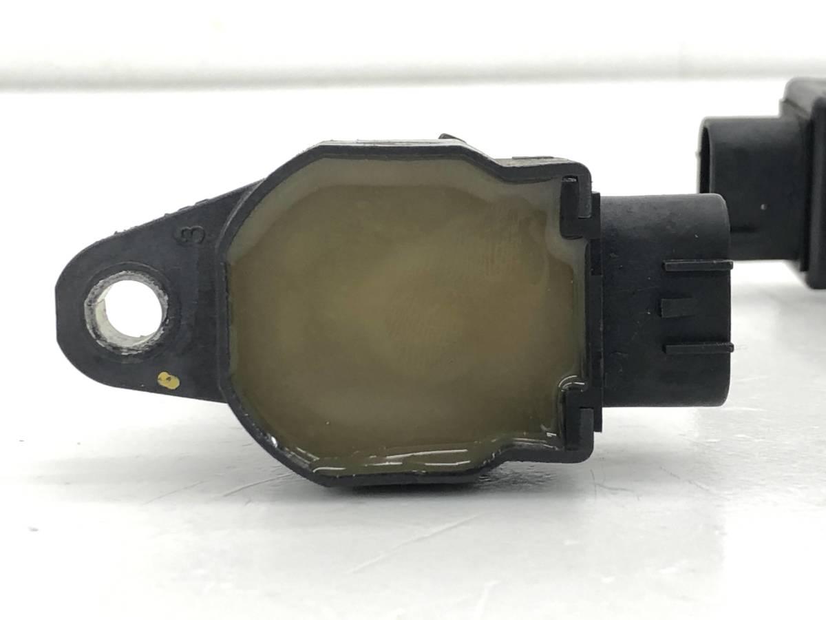 _b51450 スズキ ワゴンR FT-Sリミテッド ABA-MH21S イグニッションコイル ダイレクト K6AT MH22S マツダ AZワゴン MJ21S MJ22S_画像2