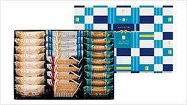 ◇■○お菓子 人気商品 シュガーバターの木 秋冬限定ヘーゼルショコラ入り 詰合せ 4種25袋入り(SB-CO)ラッピング済_画像3