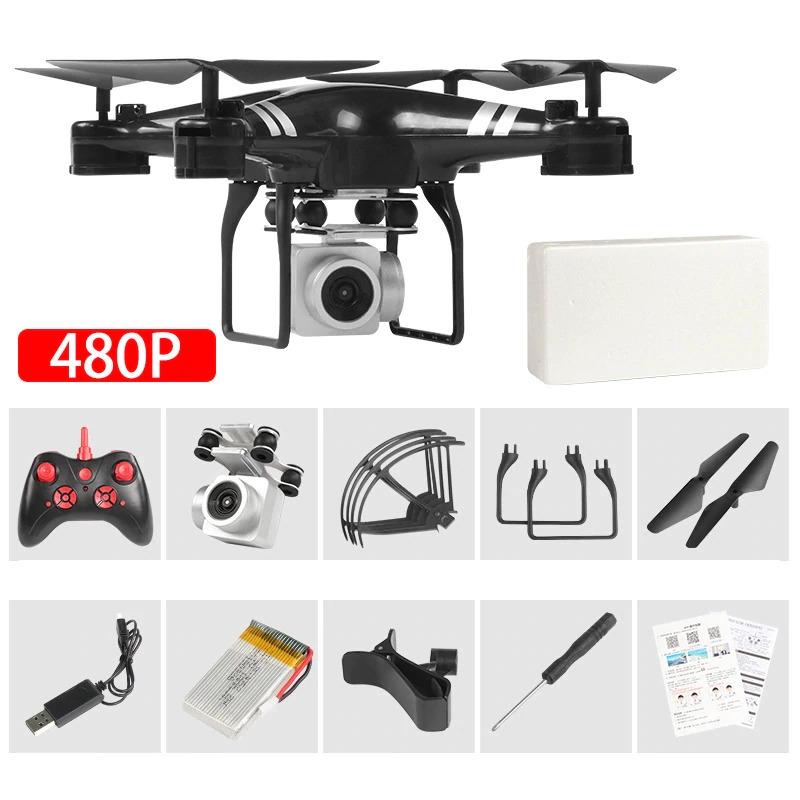 2020新ドローン4 18kカメラのhd無線lan伝送fpvドローン空気圧固定高さ4軸航空機rcヘリコプターカメラ_画像7