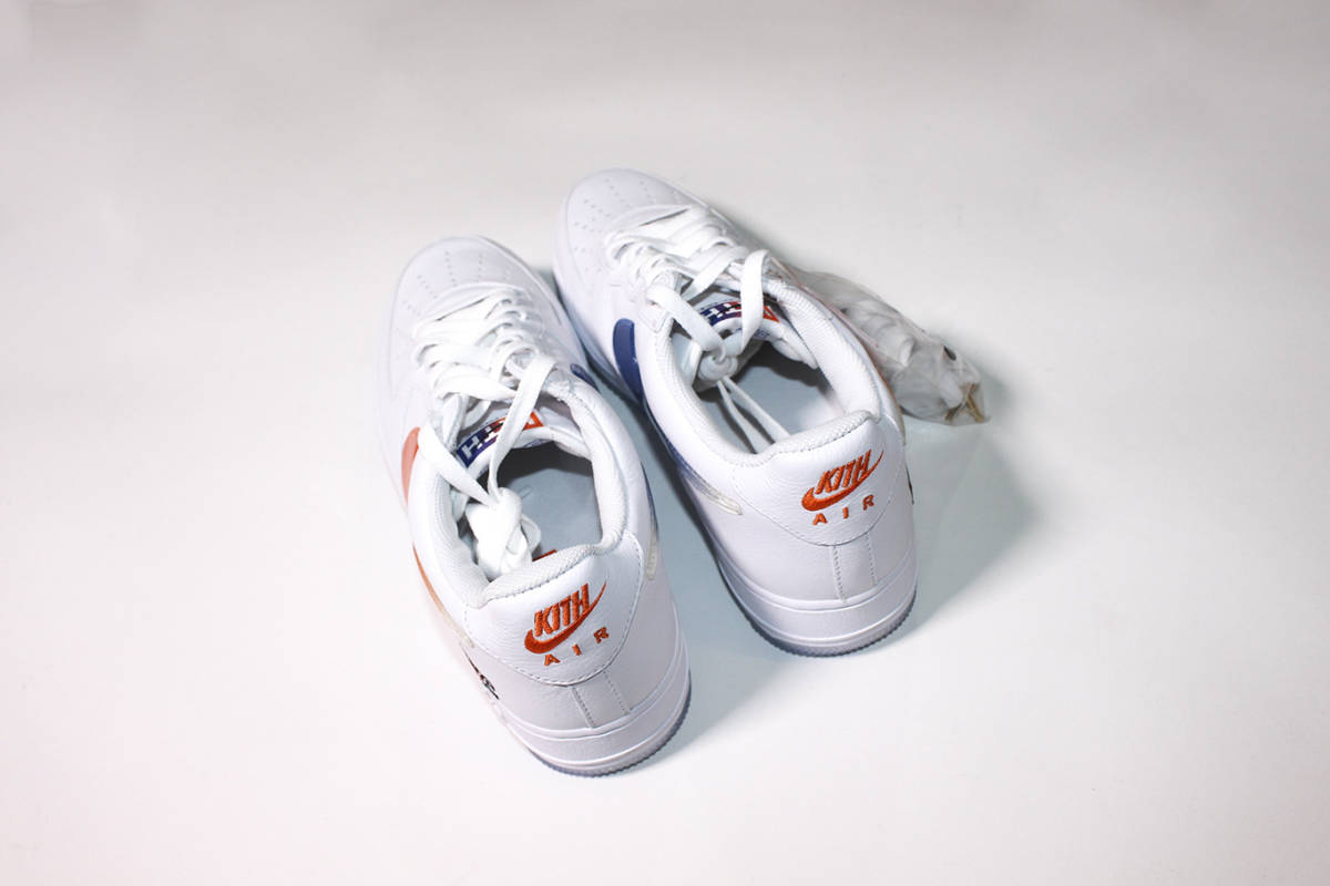 Nike Air Force 1 Low Kith SIZE 27.5_画像7