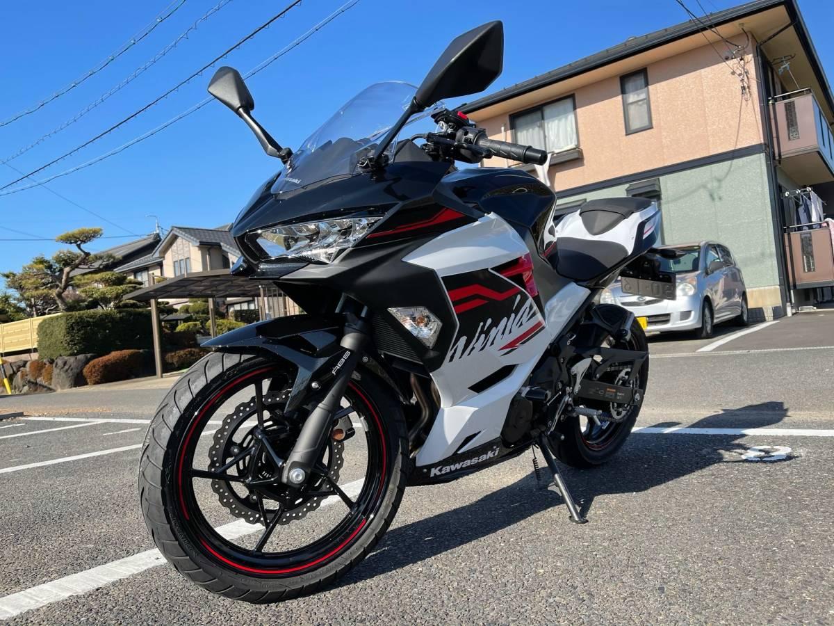 2020 Ninja250 2BK-EX250P_画像2