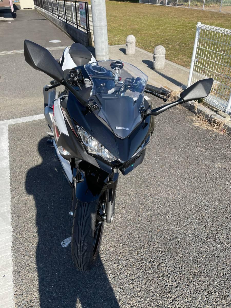 2020 Ninja250 2BK-EX250P_画像6