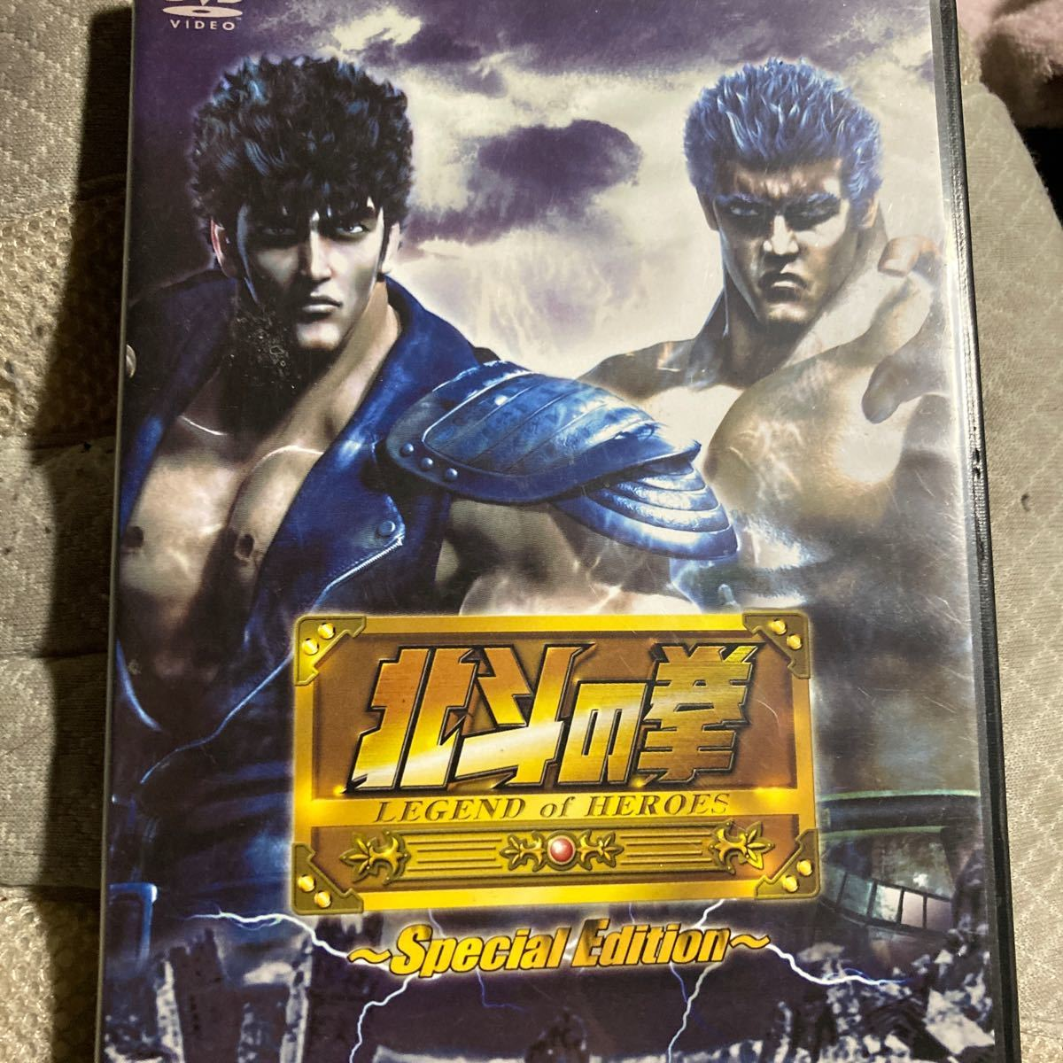 LEGEND OF HEROES SPECIAL EDITION  DVD