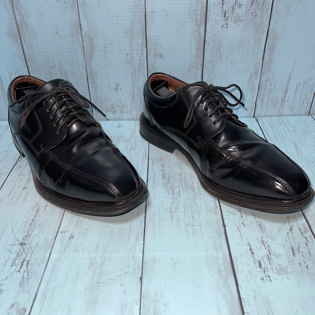 【即決/送料無料】ロックポート ROCKPORT 24.5cm 黒 ブラック 革靴 ビジネスシューズ_画像3