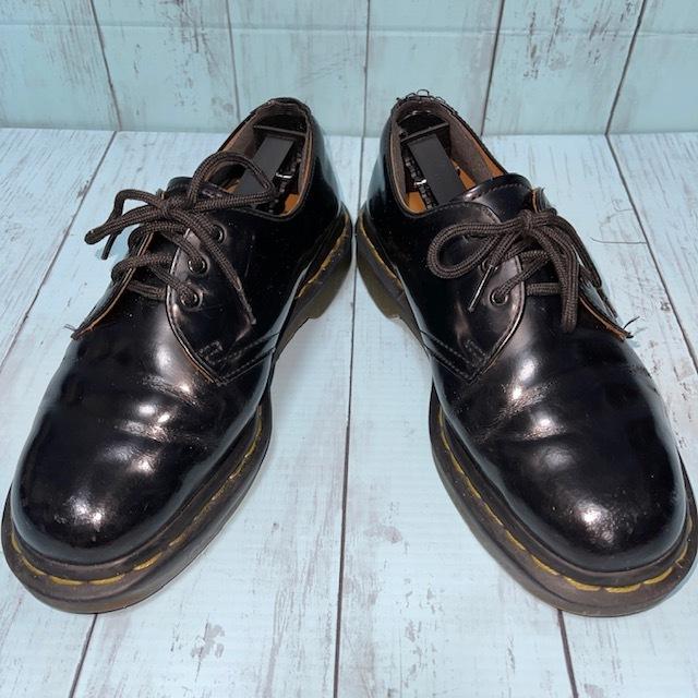 【即決/送料無料】ドクターマーティン Dr.Martens 3ホール UK5 24cm 革靴 女性にも_画像1