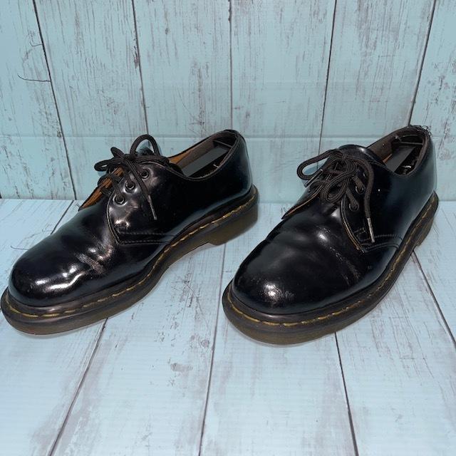 【即決/送料無料】ドクターマーティン Dr.Martens 3ホール UK5 24cm 革靴 女性にも_画像2