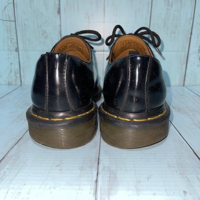 【即決/送料無料】ドクターマーティン Dr.Martens 3ホール UK5 24cm 革靴 女性にも_画像4