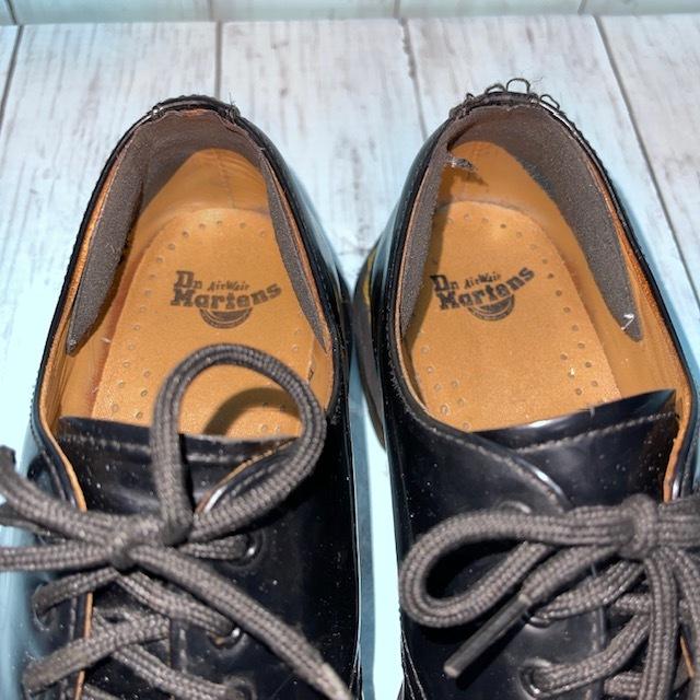 【即決/送料無料】ドクターマーティン Dr.Martens 3ホール UK5 24cm 革靴 女性にも_画像6