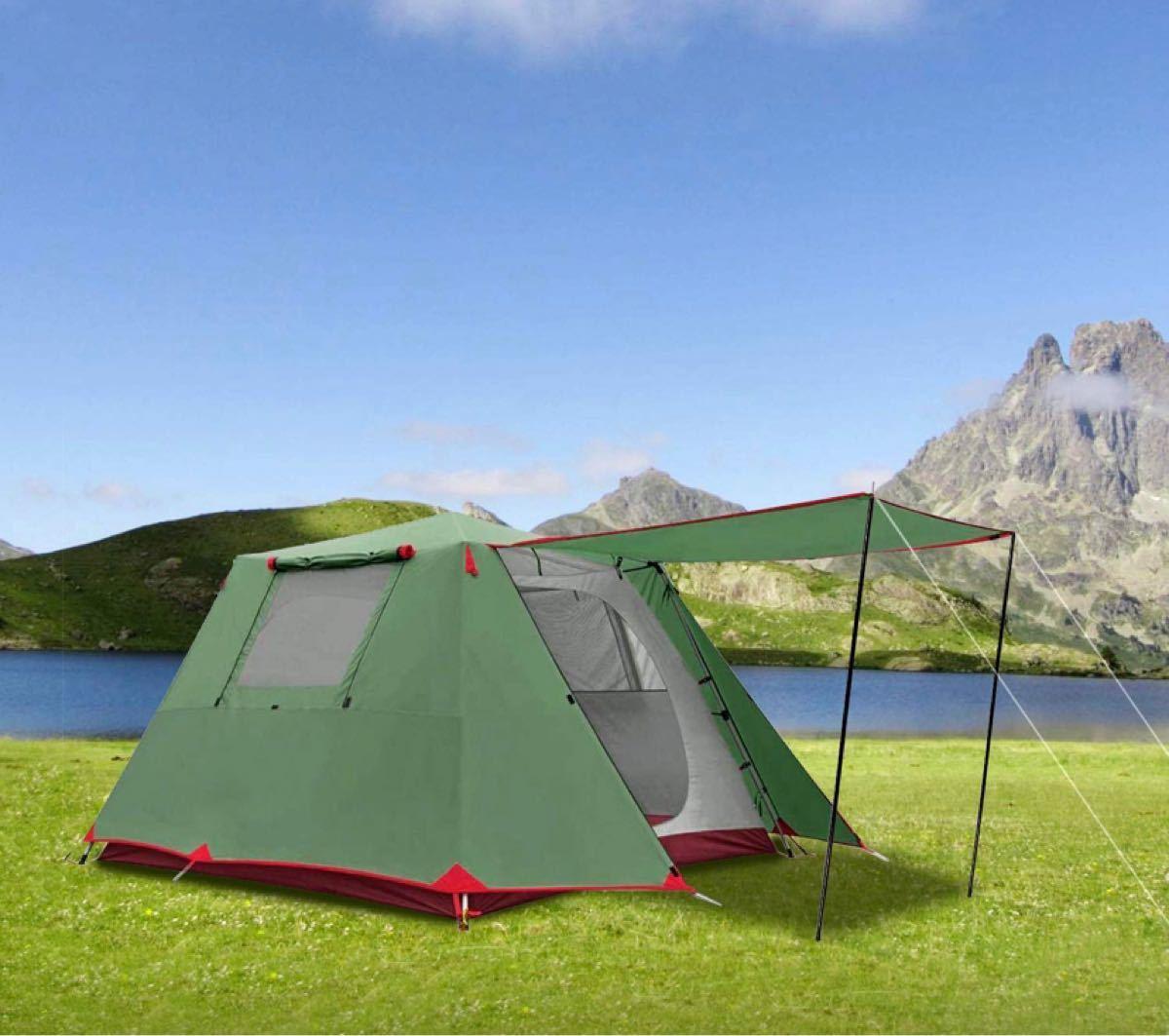 テント タープ用ポール 伸縮ポール ライトタープポール 無断階調整式