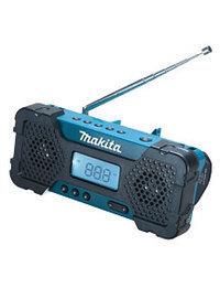 1円スタート!新品■ マキタ 充電式 ラジオ MR051 10.8V 本体のみ(電池,充電器別)