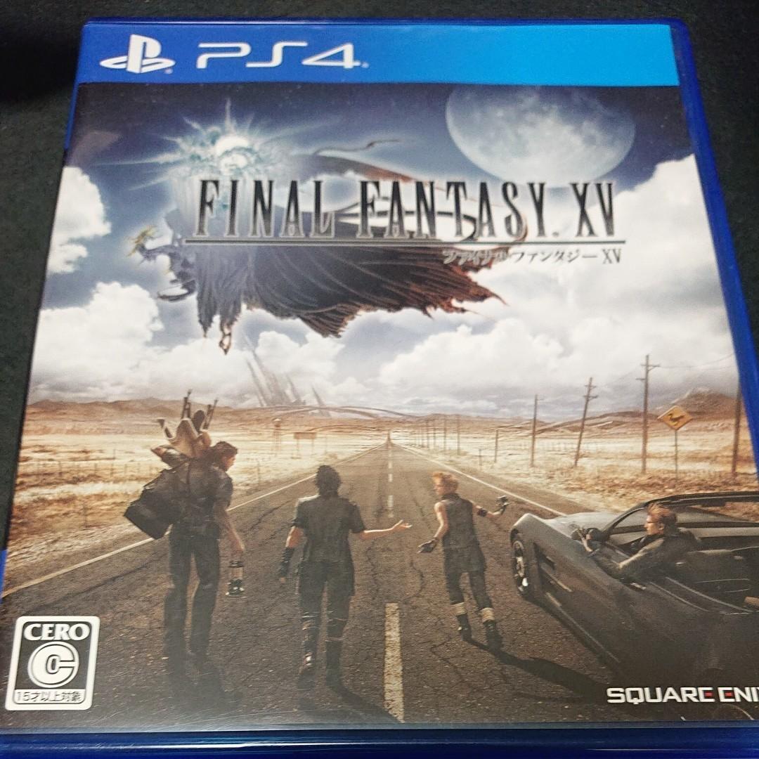 ファイナルファンタジー15 FINAL FANTASY XV PS4