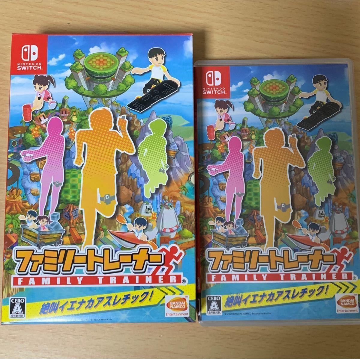 【Switch】 ファミリートレーナー ニンテンドースイッチ 任天堂Switch ゲーム ソフト