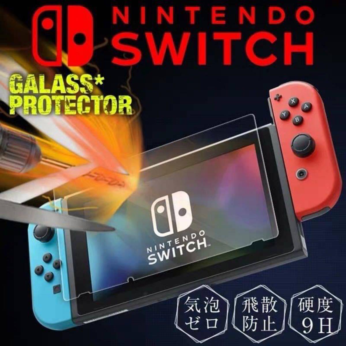 Nintendo Switch 任天堂 スイッチ 保護フィルム ブルーライト 液晶 画面 新品未使用 送料無料