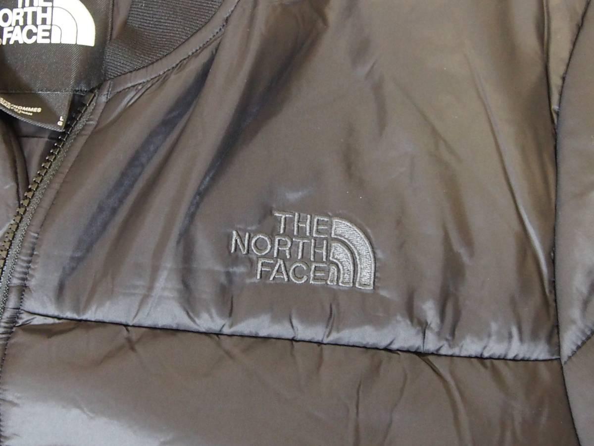 【USA購入、未使用タグ付】ノースフェイス 中綿ジャケット Lサイズ ブラック The North Face Pardee Jacket_画像2