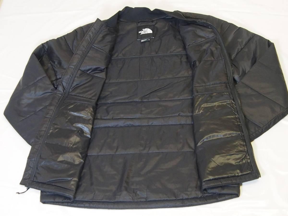 【USA購入、未使用タグ付】ノースフェイス 中綿ジャケット Lサイズ ブラック The North Face Pardee Jacket_画像5