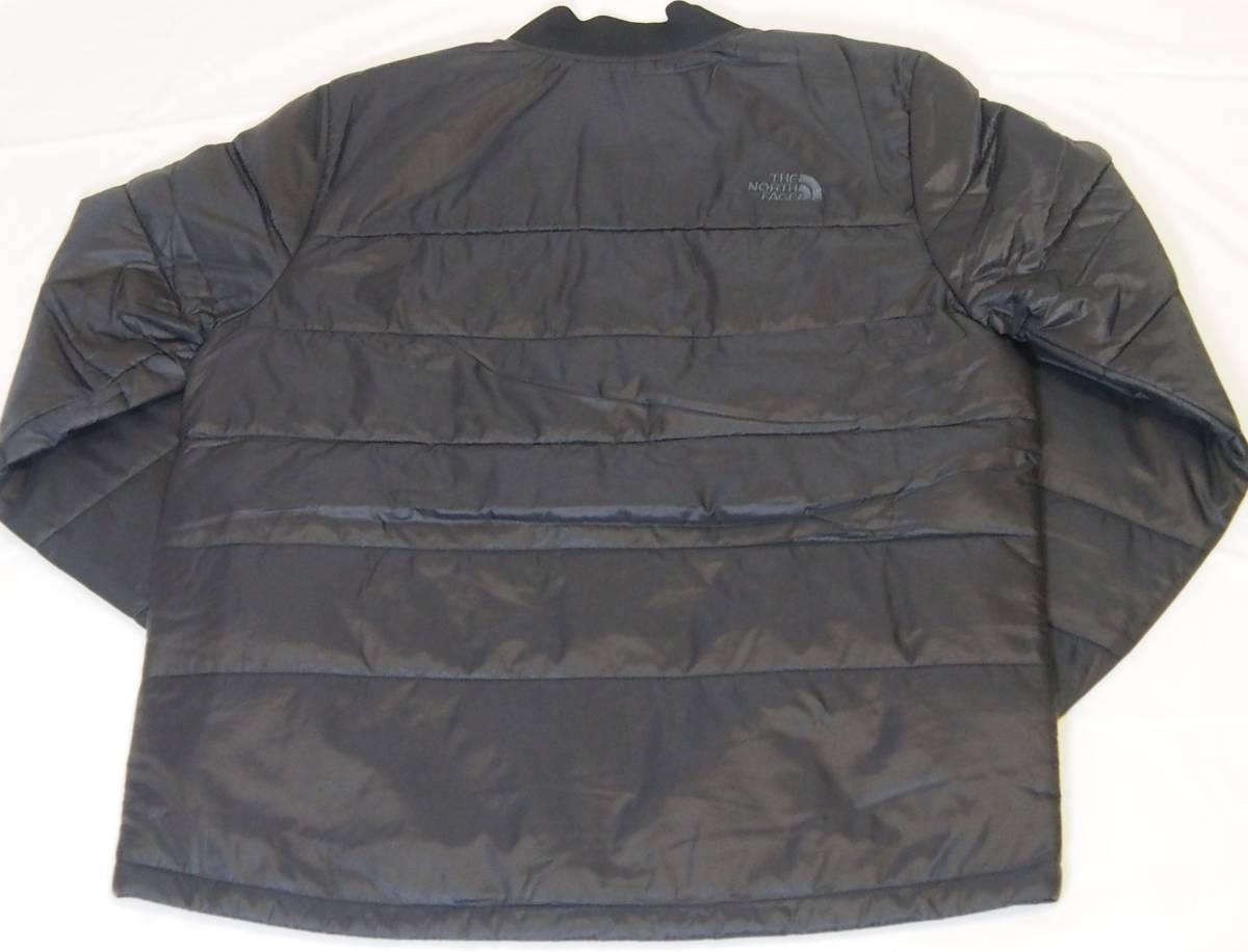 【USA購入、未使用タグ付】ノースフェイス 中綿ジャケット Lサイズ ブラック The North Face Pardee Jacket_画像3