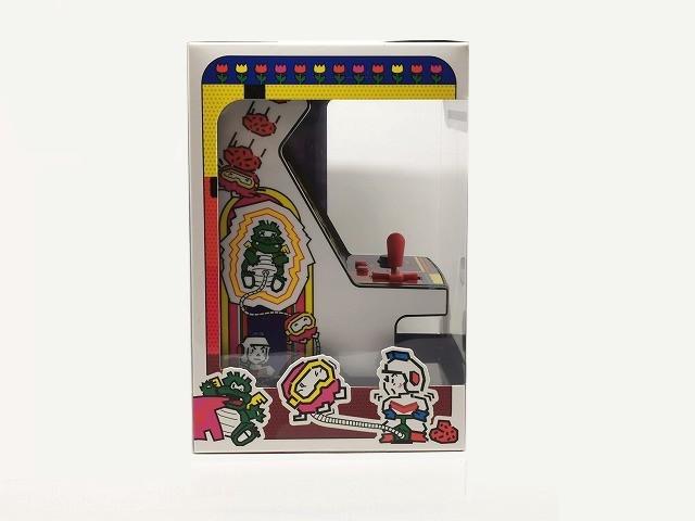 【新品 未開封】マイクロプレイヤー レトロゲーム 【ディグダグ】◆ MICRO PLAYER RETRO ARCADE DIGDUG ゲーム アーケードゲーム ナムコ_画像5
