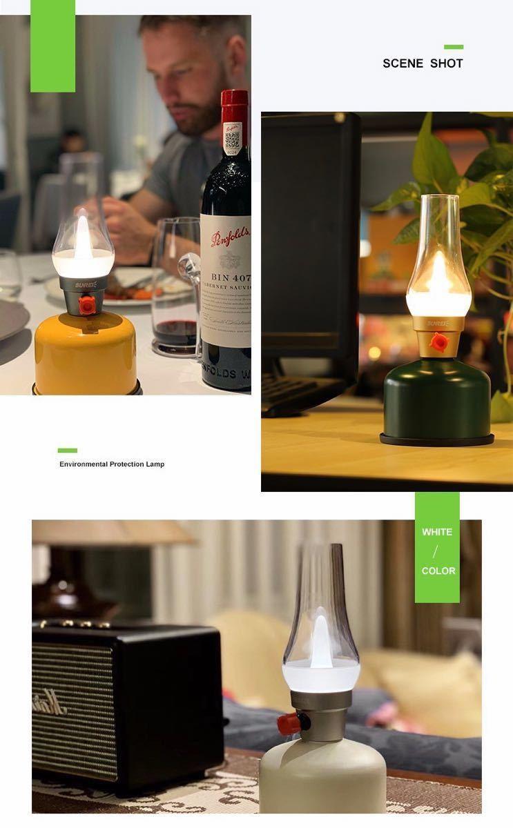 LEDランタン  レトロ ランタン ライト キャンプ用品 照明 インテリア