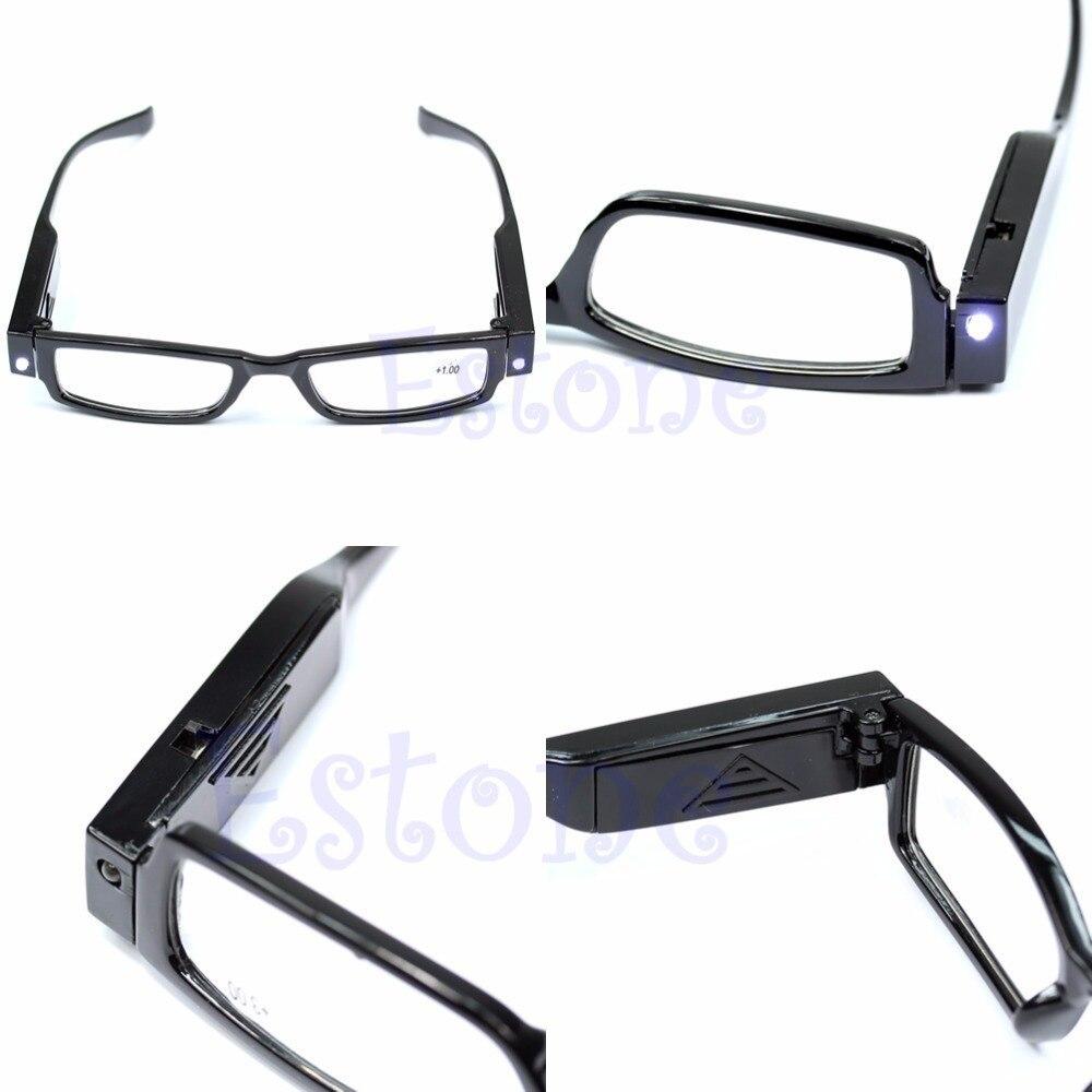 ★1円スタート★マルチ 強度 LED 老眼 鏡眼 鏡眼鏡 視度 拡大鏡 ライトアップ_画像2