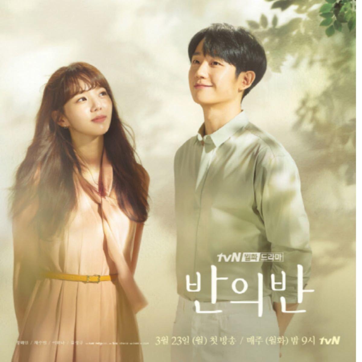 韓国ドラマ「半分の半分」ブルーレイ