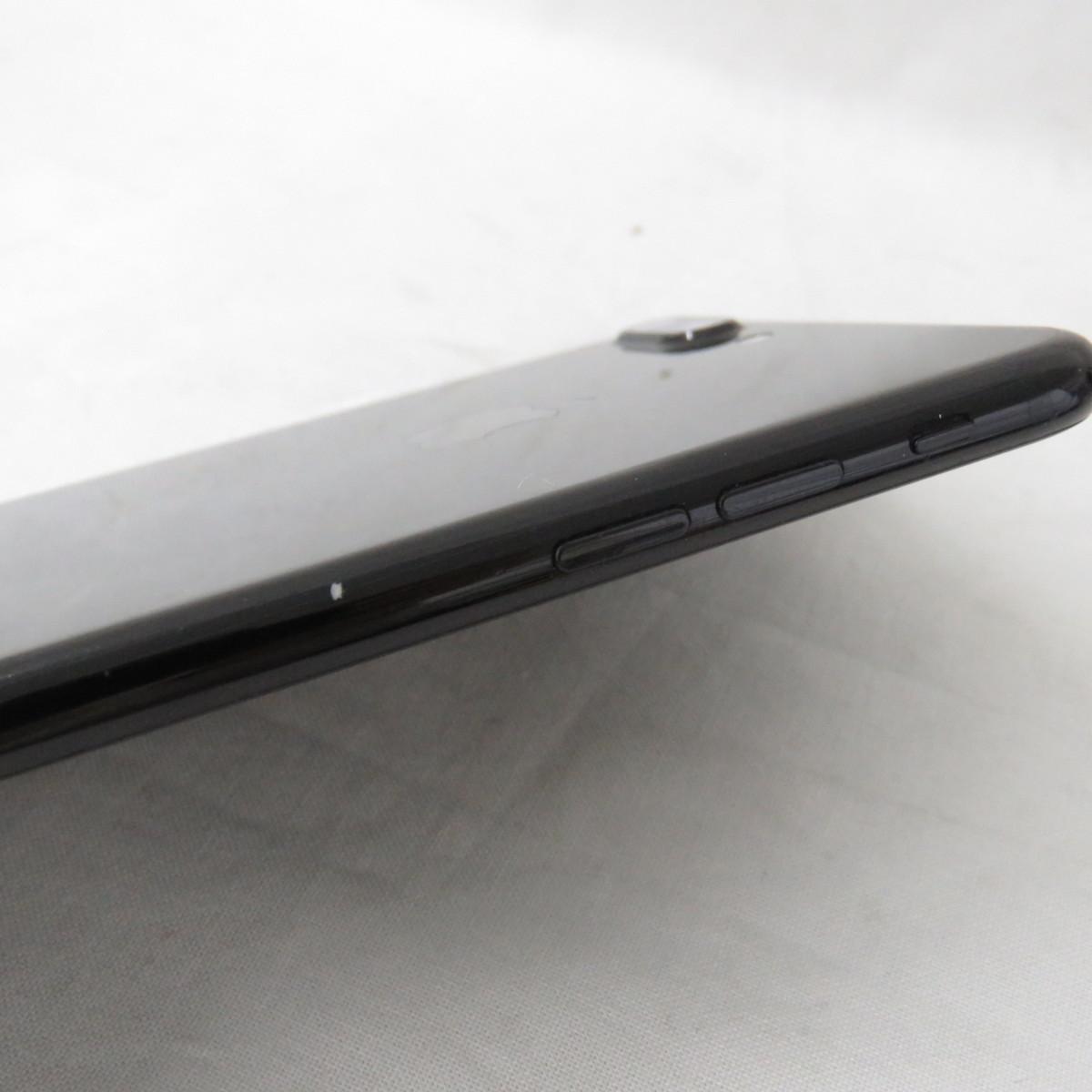 1円~【中古品】SoftBank ソフトバンク Apple iPhone 7 Plus 128GB MN6K2J/A ジェットブラック 判定○ ※SIMロック解除済 10703084_画像6