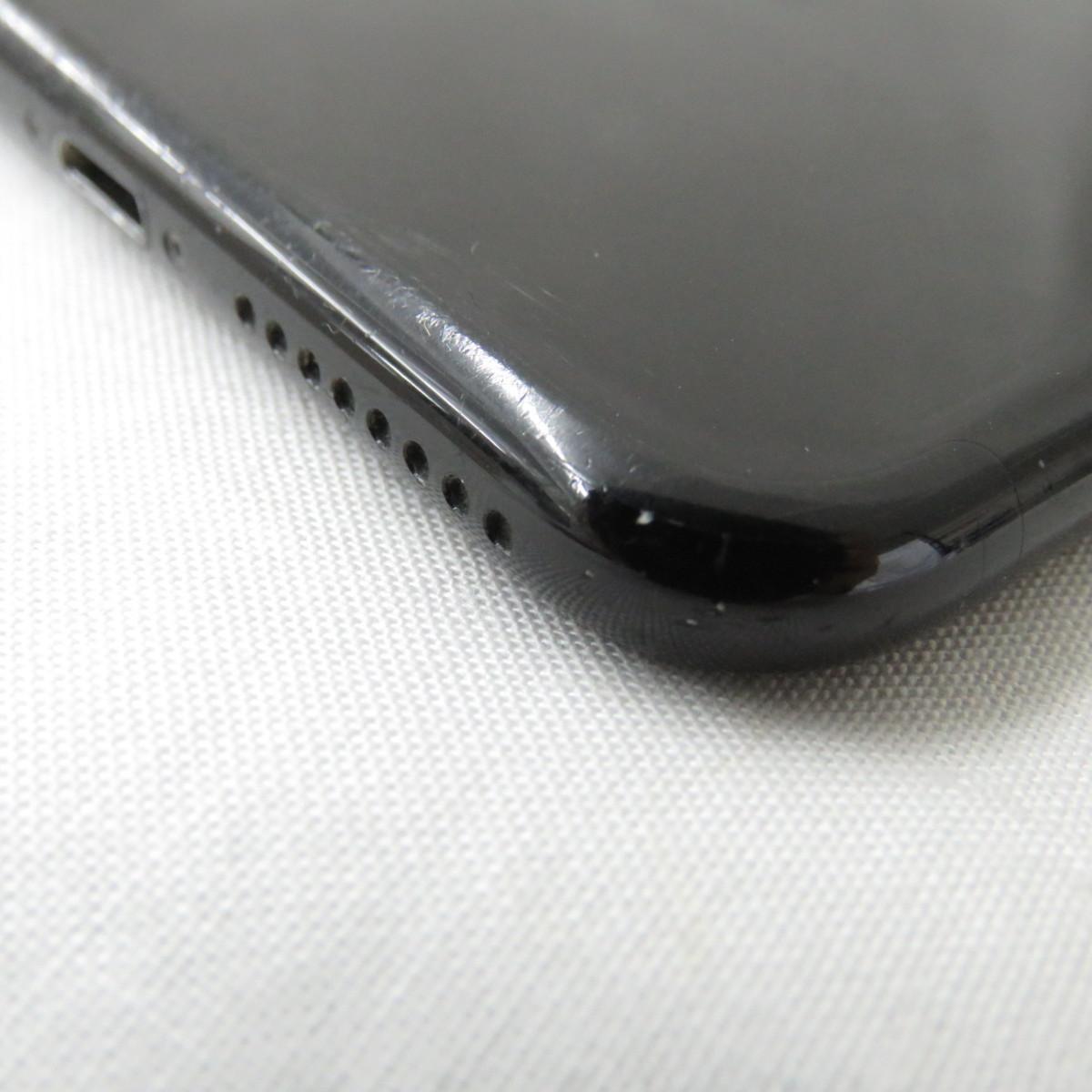 1円~【中古品】SoftBank ソフトバンク Apple iPhone 7 Plus 128GB MN6K2J/A ジェットブラック 判定○ ※SIMロック解除済 10703084_画像5