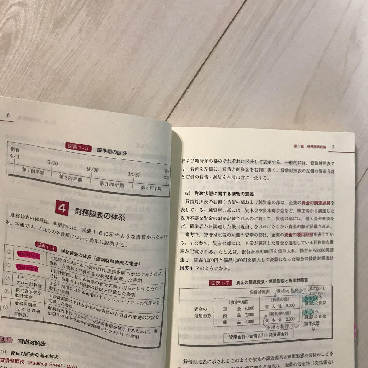 テキスト入門会計学