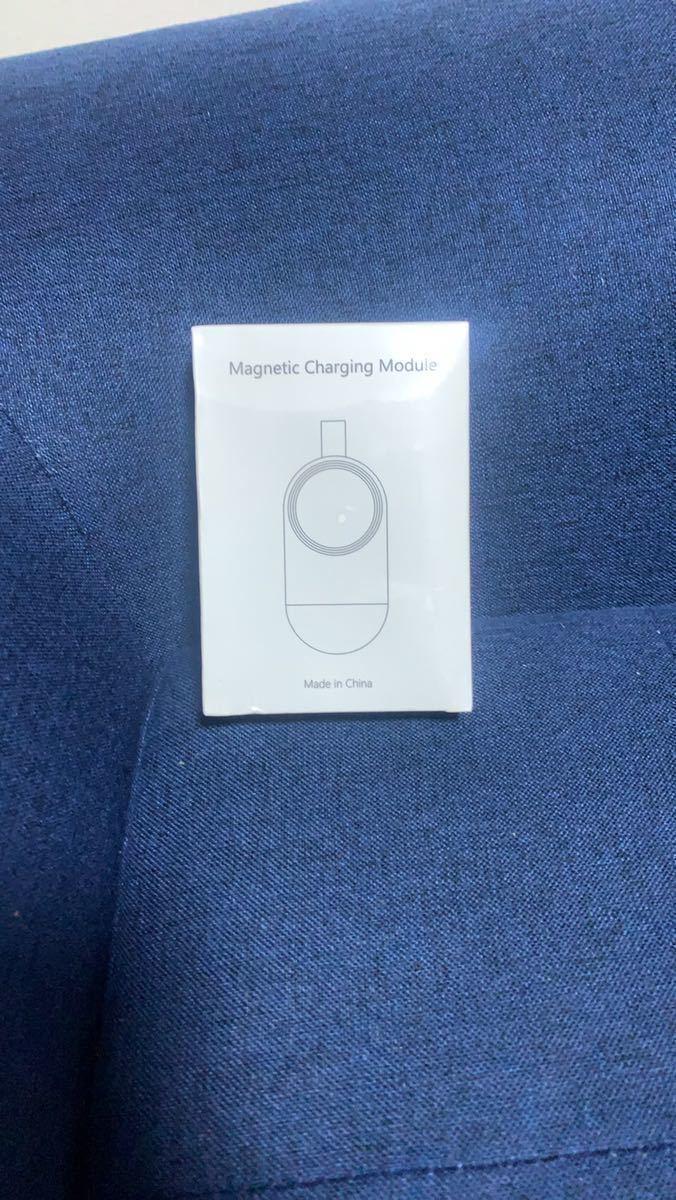 アップルウォッチチャージャー ホワイト 軽量 Apple Watch 便利_画像10