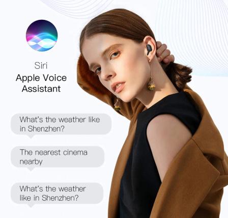 TWSワイヤレスイヤホン LEDディスプレイBluetooth V5.0ヘッドセット iPhone Huawei Samsung pk A6Sイヤフォン -y0781_画像3