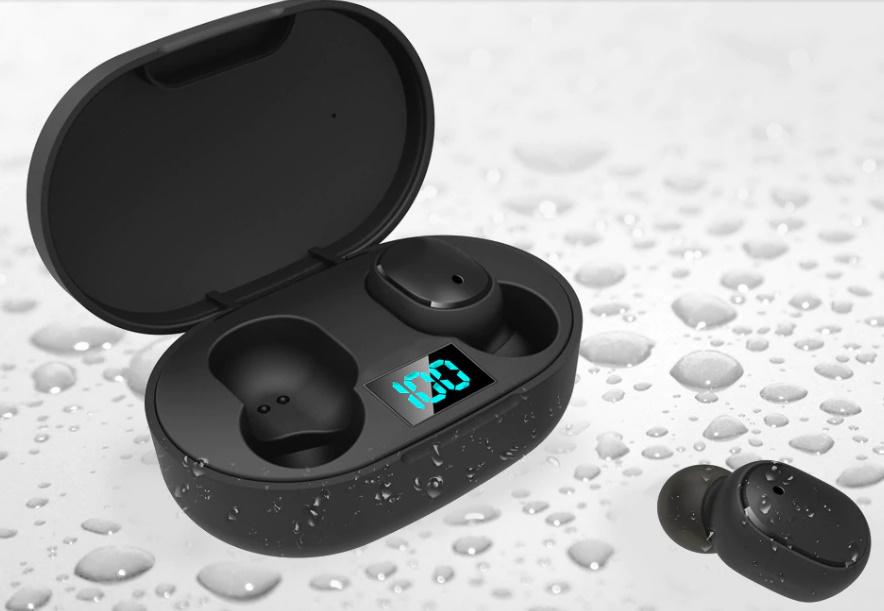 TWSワイヤレスイヤホン LEDディスプレイBluetooth V5.0ヘッドセット iPhone Huawei Samsung pk A6Sイヤフォン -y0781_画像8