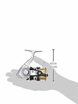 2500 ダイワ(Daiwa) スピニングリール 16 クレスト 2508H (2500サイズ)_画像6