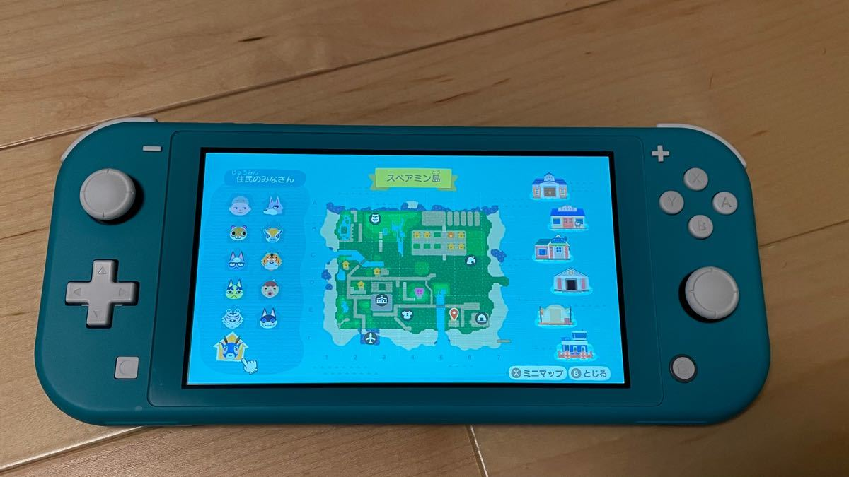 Nintendo Switch あつ森