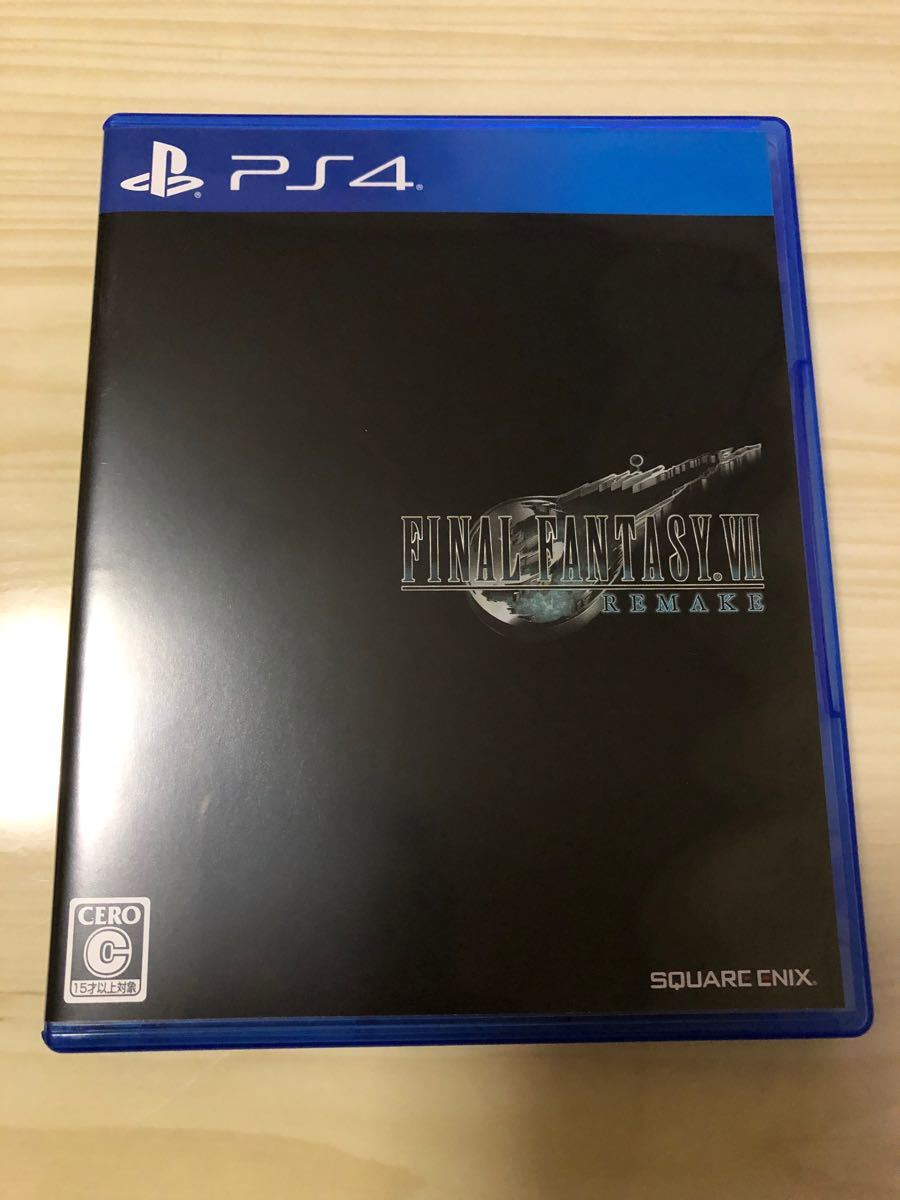 PS4 ファイナルファンタジー7 リメイク FINAL FANTASY VII REMAKE FF7R