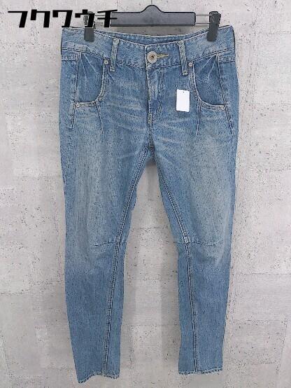◇ SLY スライ デニム ジーンズ パンツ サイズ2 インディゴ レディース_画像1