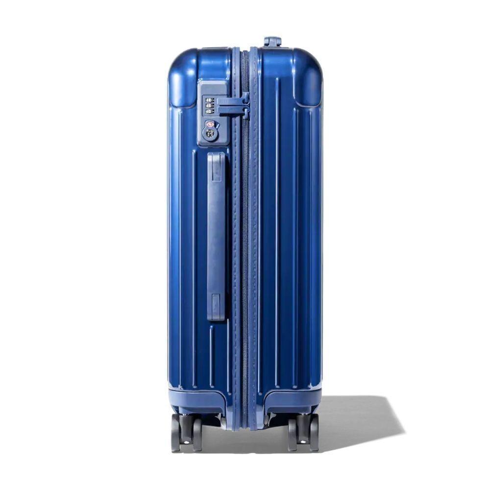 アウトレット新品 未使用 1円~ RIMOWA リモワ Essential Cabin S エッセンシャル キャビン 4輪スーツケース キャリーケース 832.52.60.4 青_画像3