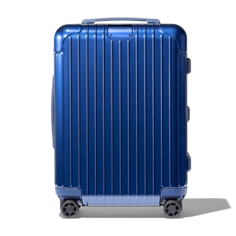 アウトレット新品 未使用 1円~ RIMOWA リモワ Essential Cabin S エッセンシャル キャビン 4輪スーツケース キャリーケース 832.52.60.4 青_画像1