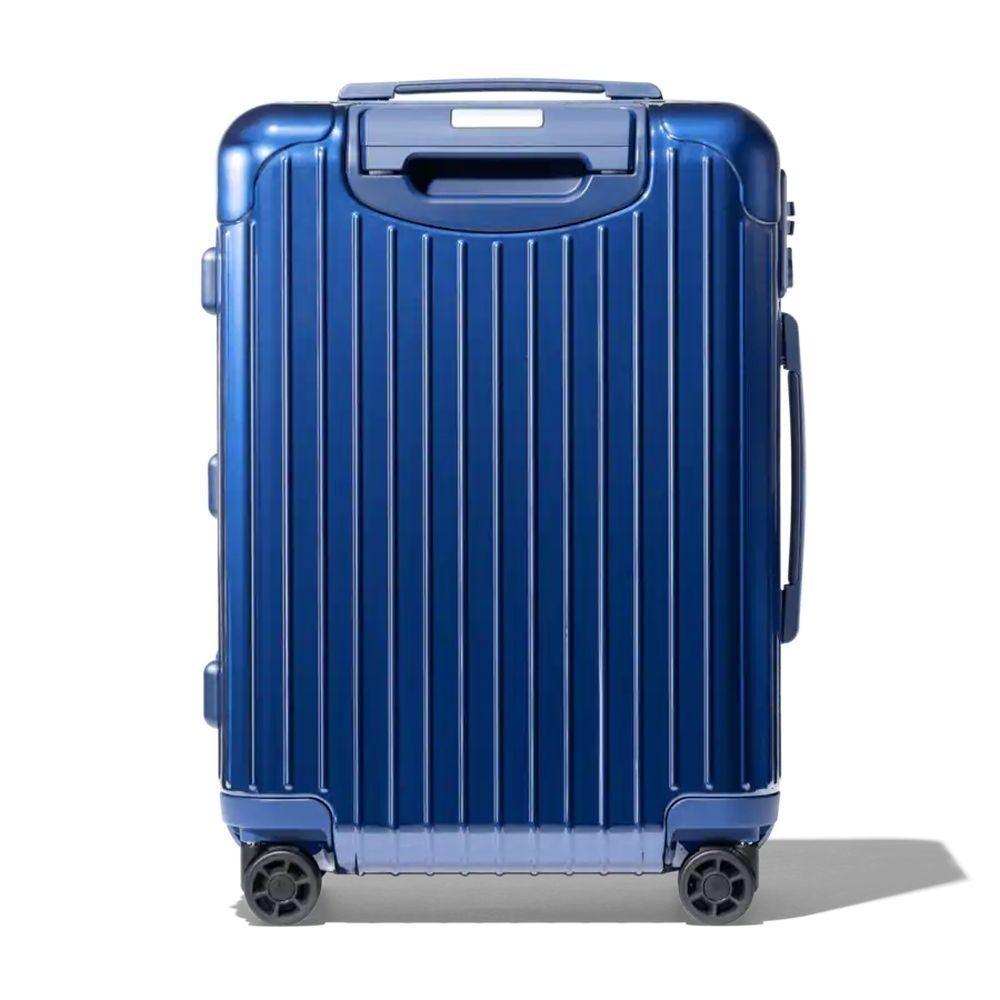 アウトレット新品 未使用 1円~ RIMOWA リモワ Essential Cabin S エッセンシャル キャビン 4輪スーツケース キャリーケース 832.52.60.4 青_画像4