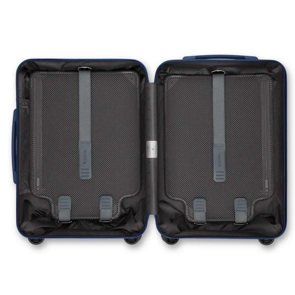 アウトレット新品 未使用 1円~ RIMOWA リモワ Essential Cabin S エッセンシャル キャビン 4輪スーツケース キャリーケース 832.52.60.4 青_画像5
