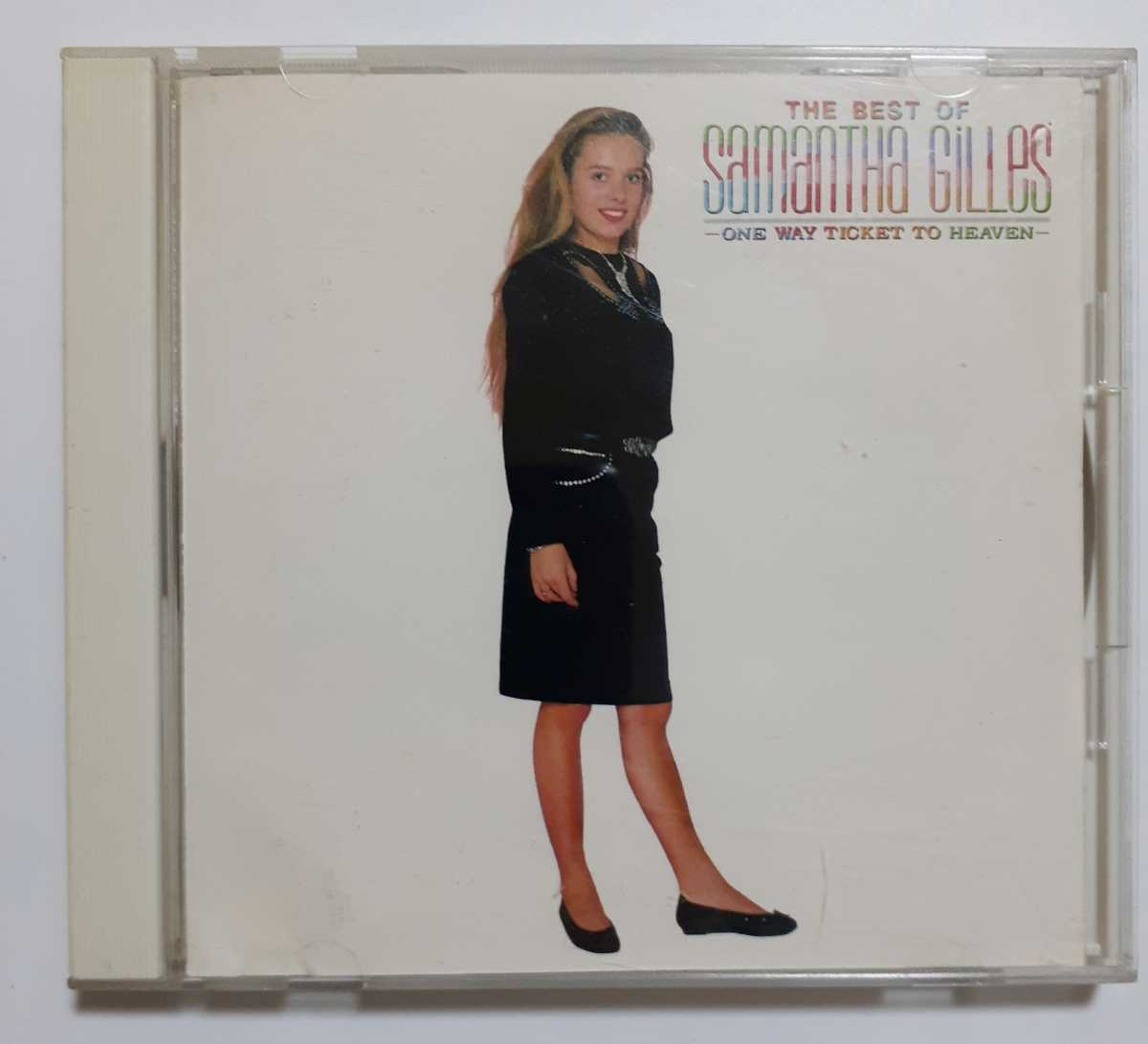 THE BEST OF Samantha Gilles ~ONE WAY TICKET TO HEAVEN~
