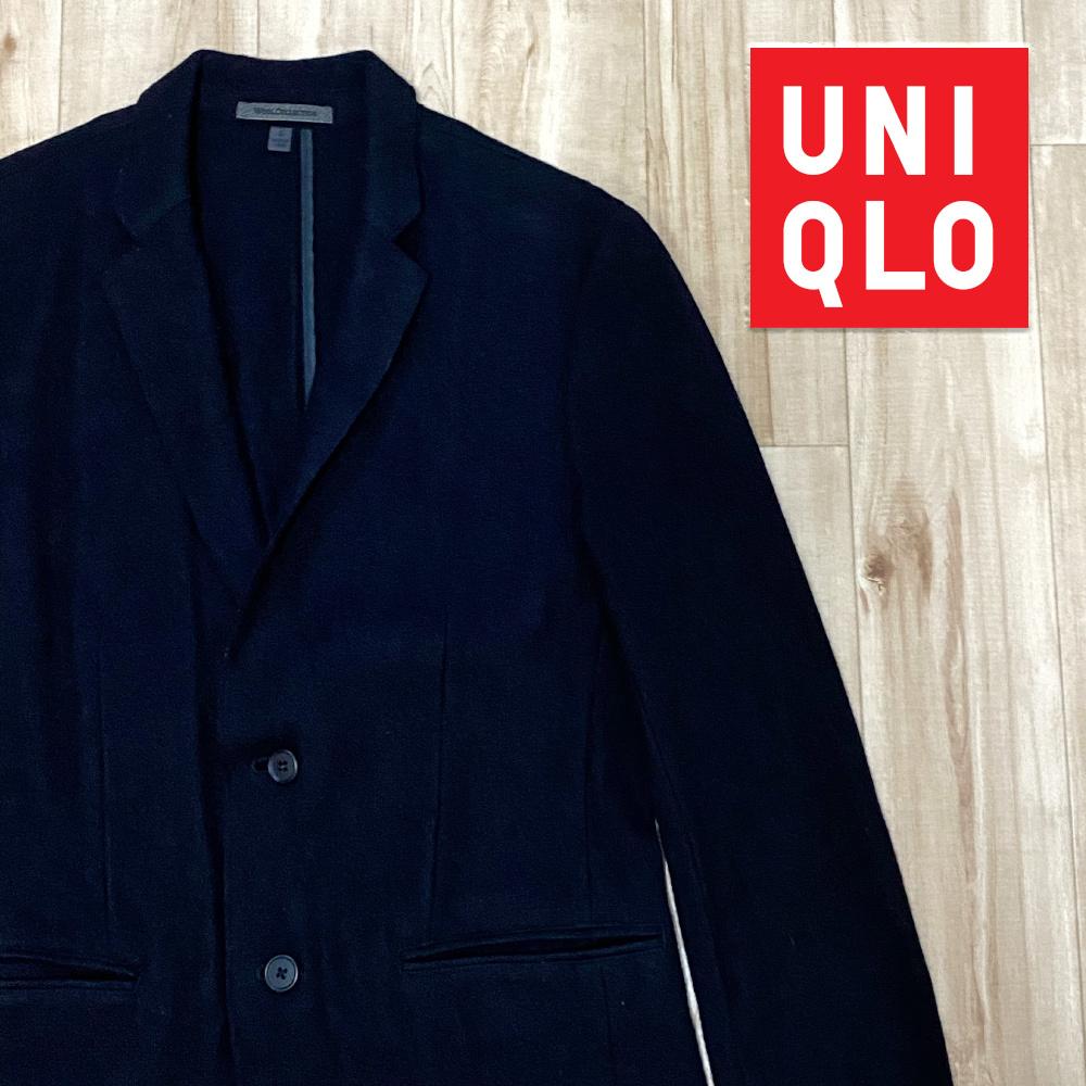 UNIQLO ウールコレクションジャケット S / ユニクロ_画像1