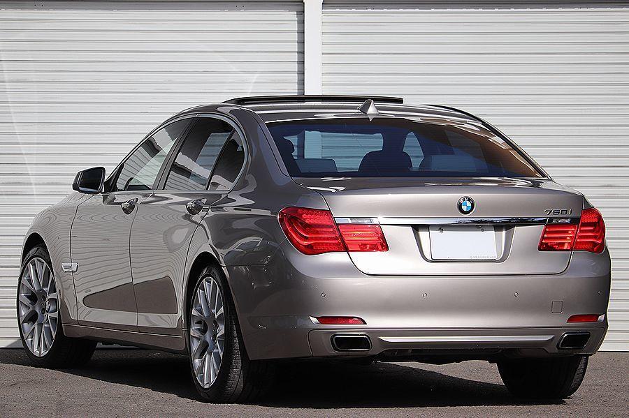 「【 カシミア・シルバー 】 2009y BMW 750i コンフォートPKG ツインターボ オプション多数 検R5/2」の画像3