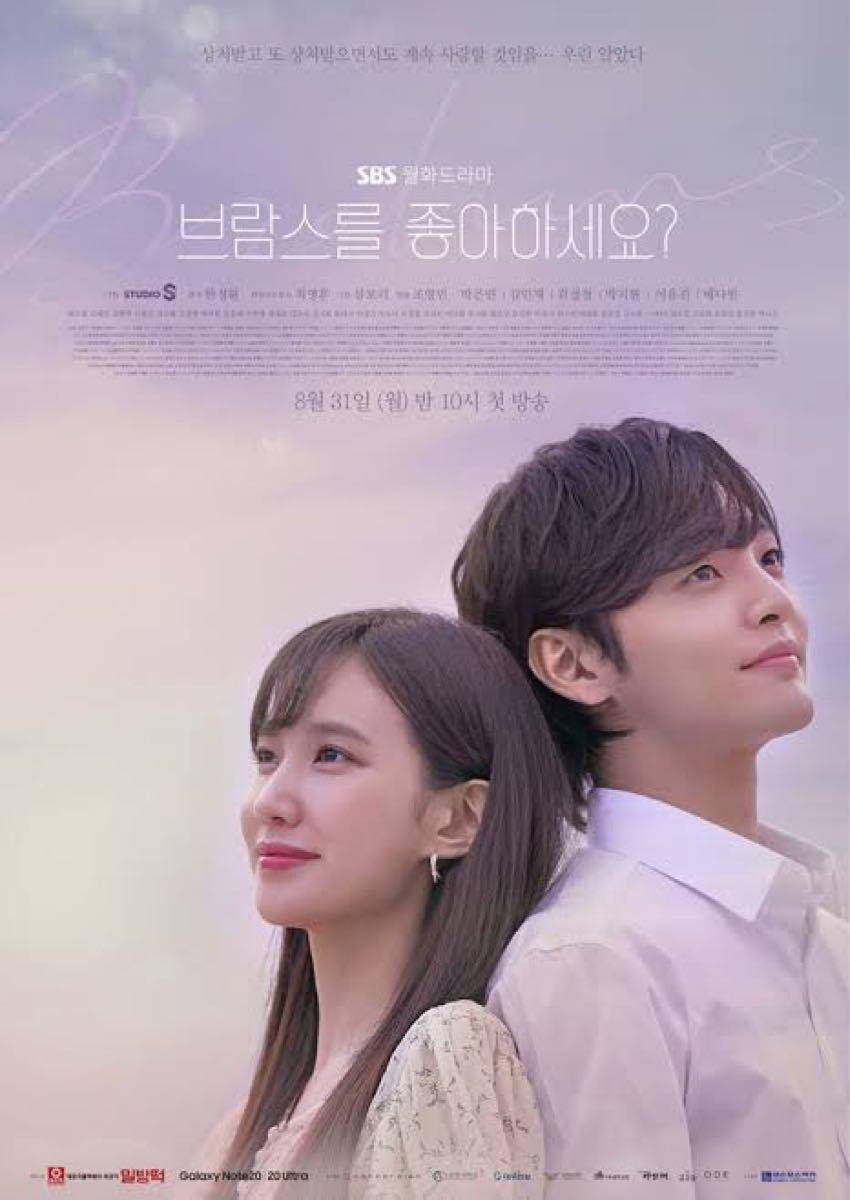 韓国ドラマ ブラームスが好きですか 全話 トールケース入り DVD