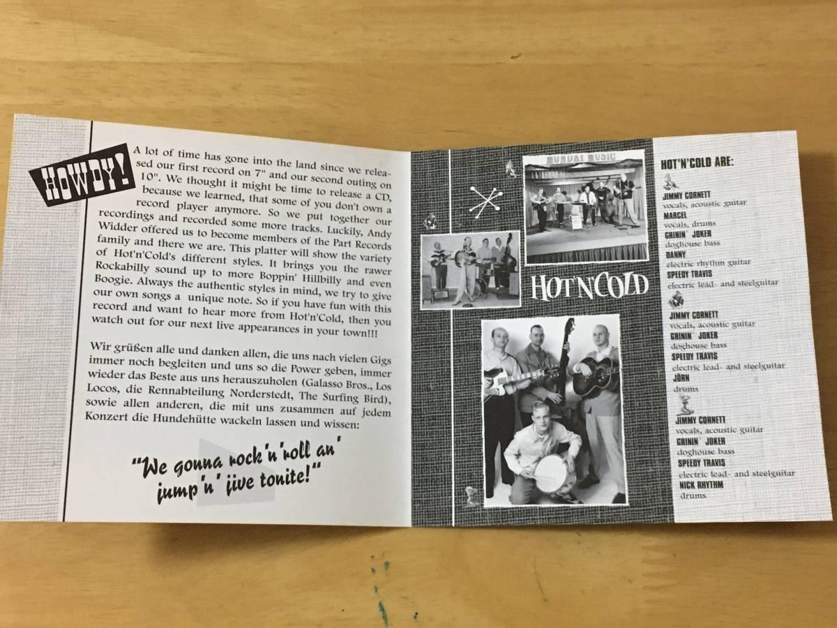 Hot'n'Cold Stable Stomp 輸入盤CD 検:Rockabilly ロカビリー Hillbilly カールパーキンス Freddie Hart_画像4
