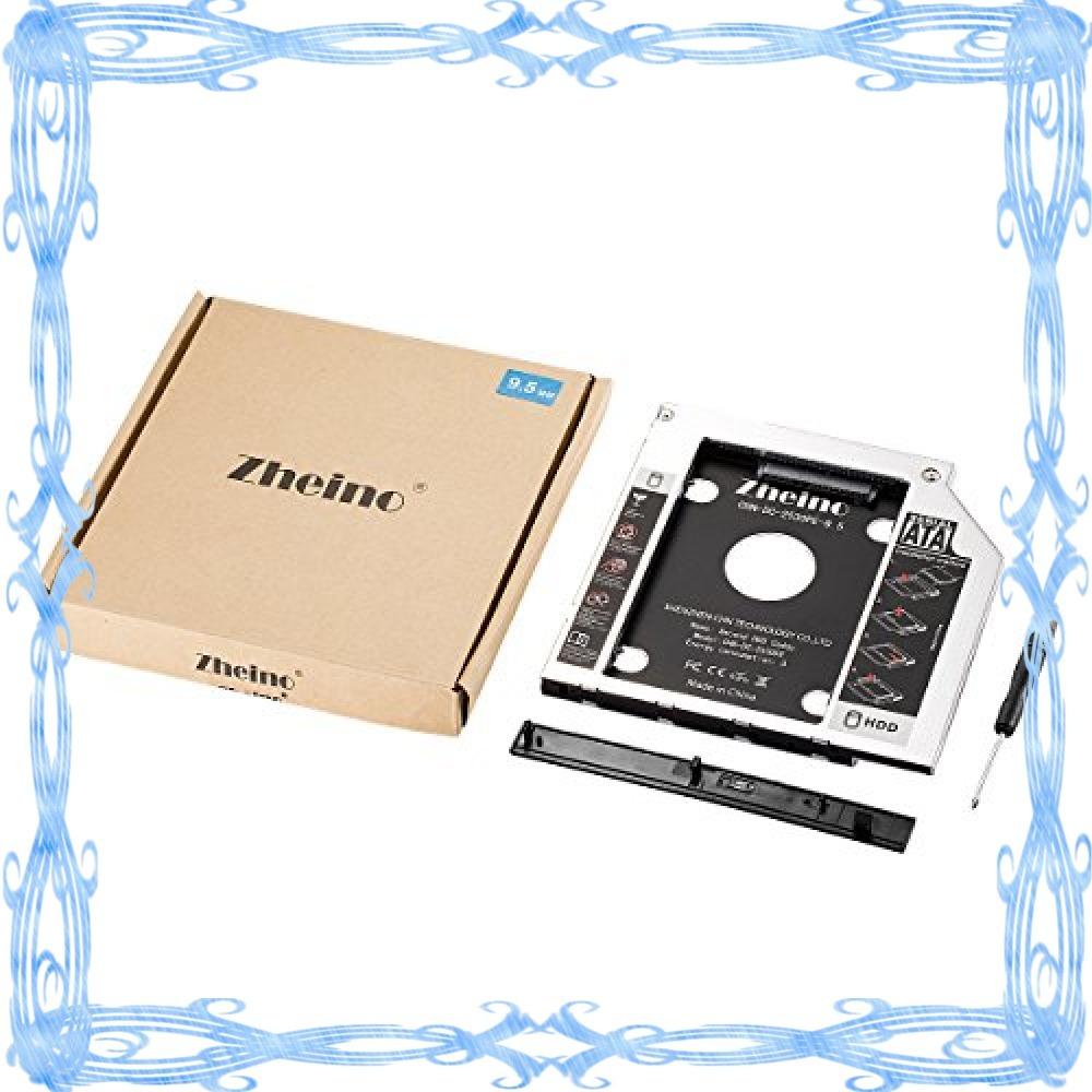 新品未使用品/CHN-DC-2530PE-9.5 Zheino 2nd 9.5mmノートPCドライブマウンタ セカンド _画像4