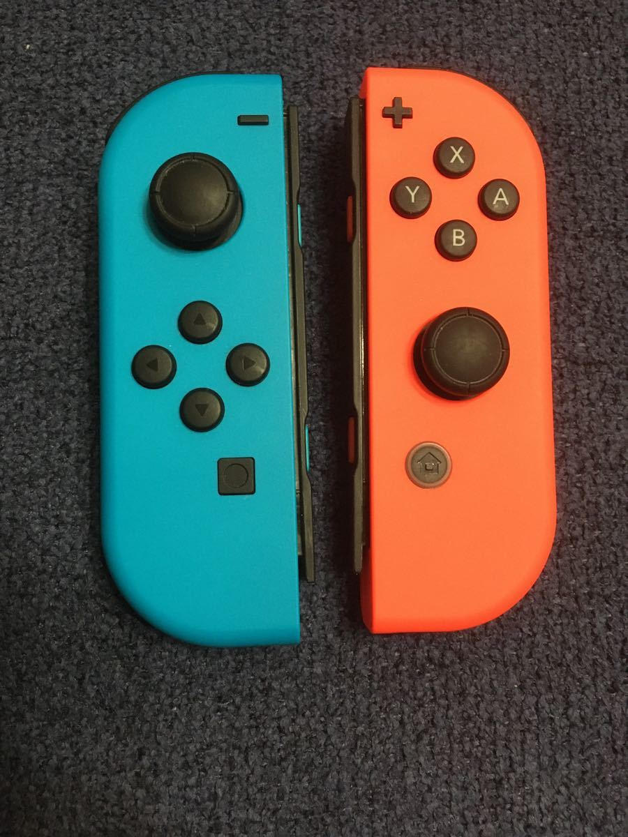 Nintendo Switch ジョイコン 左右セット