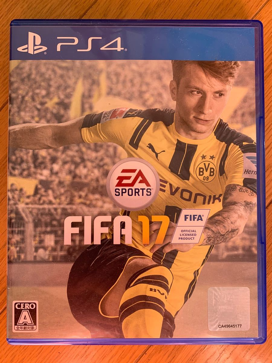 PS4ソフト  FIFA17