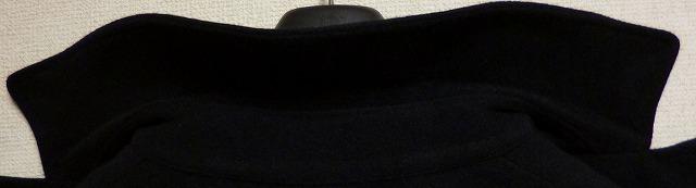 【頂点頂上!】25万! 極美! ☆DAKS LONDON☆完全最高級カシミヤコート! 圧倒的高級感! 超高級優雅! 極上カシミヤ! 最良ブラック! 超美品!_画像9